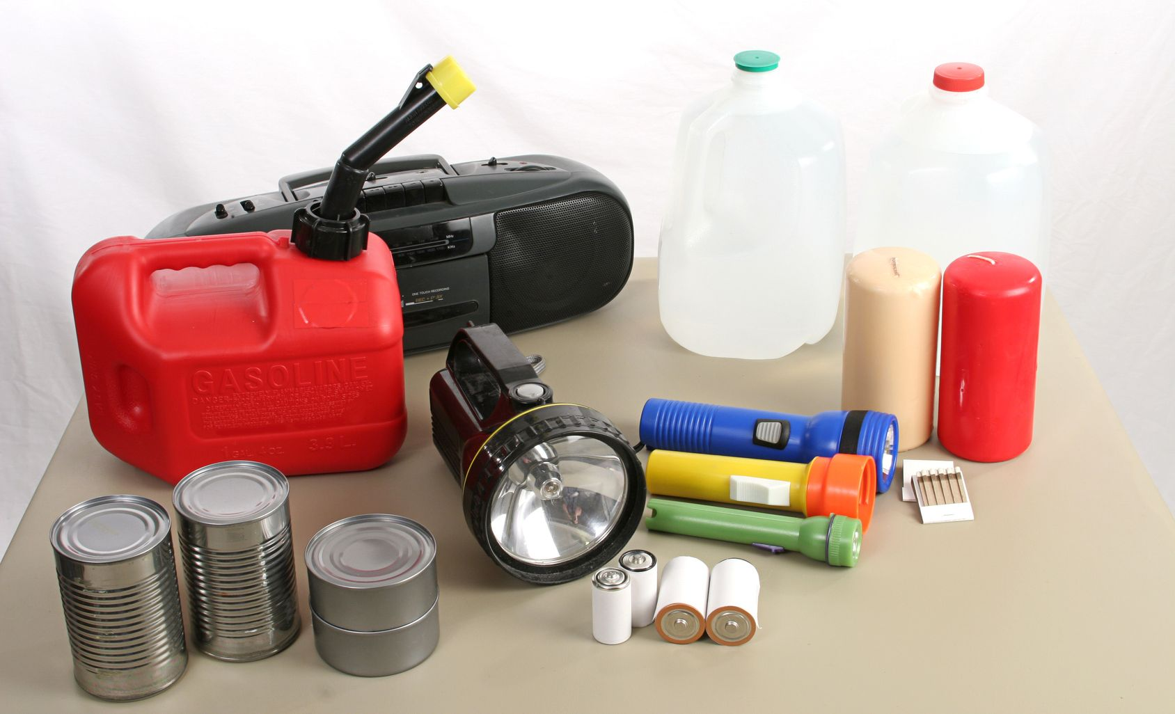 Earthquake Prep Kits